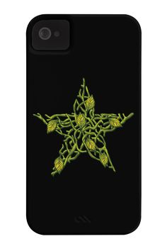 Growing Star Phone Case for iPhone 4/4s,5/5s/5c, iPod Touch, Galaxy S4