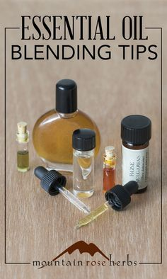 DIY: Expert guide for blending your own essential oil scents!