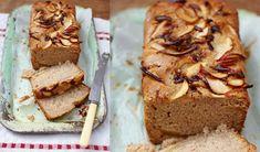 Jamie Oliver's Toffee Apple Loaf Cake