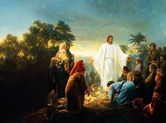 Detail of the bible and the book of mormon testify of christ by greg olsen. Jesus Christ Lds, Pictures Of Jesus Christ, Jesus Is Lord, Bible Pictures, Greg Olsen, Lds Mission, Lds Art, Book Of Mormon, General Conference