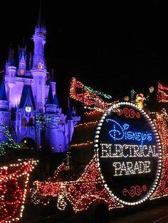 Disneyland Parade, Disneyland Resort, Disney Magic, Walt Disney, Disney Electrical Parade, Disney Christmas Parade, Disney Fireworks, Festival Of Fantasy Parade, Dog Walking