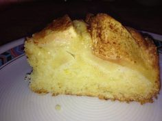 Kleiner Apfelkuchen The perfect small apple pie recipe with picture and simple step-by-step guide: Separate egg whites and egg yolks to beat egg whites to … Fat Cakes Recipe, Pudding Desserts, Apple Pie Recipes, French Food, Different Recipes, Keto Dinner, Original Recipe, Food Items, Food Pictures