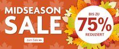 Bei Schwab findet Ihr viele tolle #Rabattaktionen, wie den großen Mid Season Sale