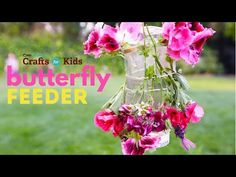 Butterfly Feeder | Crafts for Kids . PBS Parents | PBS