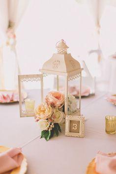 beautiful pastel wedding centerpiece ideas