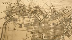 Historical Maps of Louisville KY | Historic map of Louisville