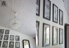"""Heute auf meinem LISA LIBELLE Blog: ein kleines charmantes Zimmer in """"black & white"""": Romantik-Style trifft auf modernen  black & white Look."""