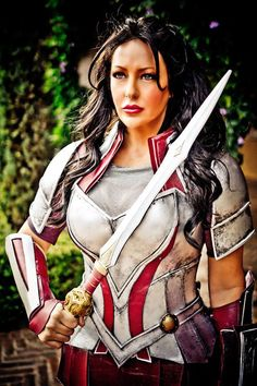 Lady Sif from Thor: The Dark World Cosplay http://geekxgirls.com/article.php?ID=1444