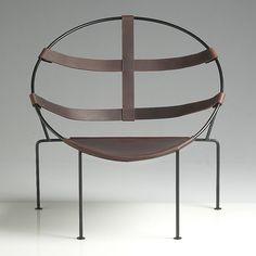 Flávio de Carvalho - Fdc1 chair, early 1950s