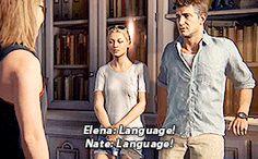 UNCHARTED 4 / Nate & Elena's Daughter. Cassie.