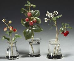 Fabergé Wild strawberry | Royal Collection Trust