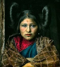 gorgeous portrait native american paintings | New Orleans Art Insider: October 2010