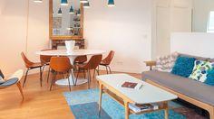 Appartement Paris 20 : 70m2 rénovés pour une famille - Côté Maison