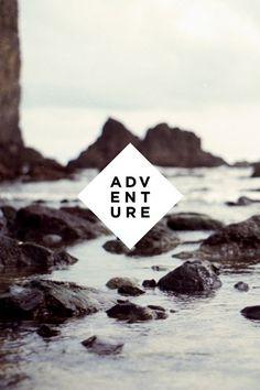 Have a sense of #adventure