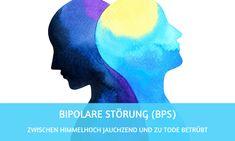 Bipolare Störung: Zwischen himmelhoch jauchzend und zu Tode betrübt Doors, Mental Health Conditions, Schizophrenia, Generalized Anxiety Disorder, Bipolar Disorder, Mood Swings, Death, Health, Doorway