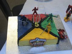 Power Rangers cake                                                                                                                                                                                 More