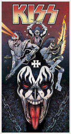 Tatuagem Guns N Roses, Rock Band Posters, Vintage Music Posters, Heavy Metal Art, Kiss Art, Band Wallpapers, Wow Art, Album Covers, Rock N Roll