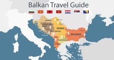 Backpacking the Balkans - Travel Guide for your Balkan Tour!