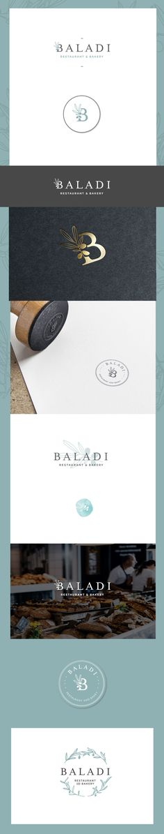 Designs | Rebrand Restaurant and Bakery Logo Design | Logo & hosted website contest