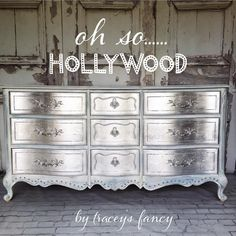 My most requested furniture piece ever! #silverleaf #reflection #glam #rusticglam #mirrored #shabbychic #frenchprovincial
