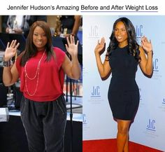Jennifer Hudson Weight Loss Before and After The best place to find how to have joyful life! http://myhealthplan.net