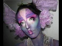mermaid makeup - Buscar con Google