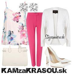Štýl na mieru - Leto v šatníku - KAMzaKRÁSOU.sk #kamzakrasou #sexi #love #jeans #clothes #dress #shoes #fashion #style #outfit #heels #bags #blouses #dress #dresses #dressup #trendy #tip #new #kiss #kisses