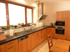 kuchyně biodeska, kitchen, küche