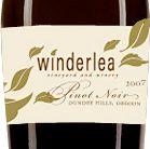 Winderlea Pinot Noir - Dundee, OR. Wines available for purchase in their tasting room. A must stop when touring Oregon wine country.