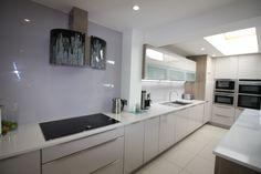 Colella Interiors kitchen installation process - completed kitchen image www.colellainteriors.co.uk