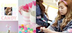 MacaronShufu運営サイト - Taeyeon Candy News ☺ Snsd
