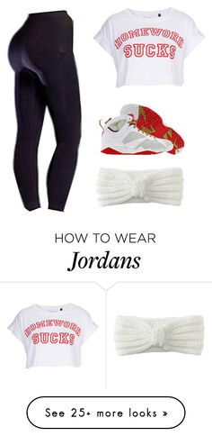"""Homework Sucks1/3/2016"" by d-lassiter on Polyvore featuring Tee and Cake, Retrò and Aéropostale"