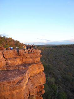 Waterberg Safaris at our bush camp