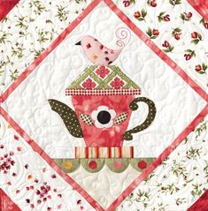 Garden Tea Party quilt. Find at http://www.quiltcompany.com/brnegateapa.html.