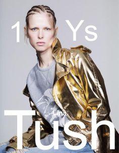 Lina Berg for Tush magazine, Spring 2015.