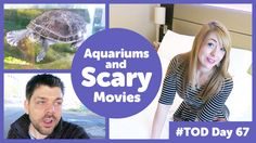 Aquariums & Scary Movies - Day 67 : 1st November 2015 Todays video includes;  The Deep Aquarium at Hull Amazing fudge from The Fudge Kitchen Our best night sleep Car dings Humber Bridge Burger King Halloween Menu & The Halloween Whopper The Babadook and LOTS of fog.  Welcome to our lives. We are Christopher and Jennifer Oxley and our amazing dog Shep English daily vloggers and we want you to share in the trials and tribulations that is our life.  Be sure to like and subscribe for more…