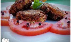 ΠΡΑΣΟΚΕΦΤΕΔΕΣ ΝΗΣΤΙΣΙΜΟΙ!!! Vegan Recipes, Cooking Recipes, Meatloaf, Sandwiches, Pork, Dinner, Breakfast, Greek Beauty, Vegane Rezepte