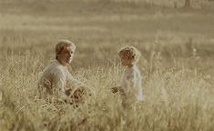 Peeta Mellark and his son