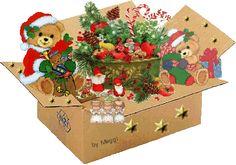 Doos Cadeautjes (Anim.)