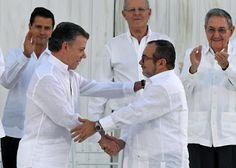 Mariategui: La nueva trampa en Colombia de la Paz sin Justicia...