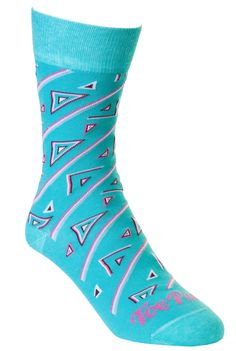 Bright Blue Zillah Trishape Toe Porn Socks - R80 each. View more of this bold sock collection on www.thestylista.co.za @thestylistaco #style #fashion #accessory #men #socks #thestylista