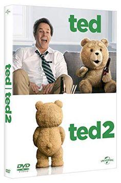 Ted - 1 e 2 (Boxset) (2 DVD) Teddy Bear, Film, Tv, Animals, Movie, Animales, Film Stock, Animaux, Television Set