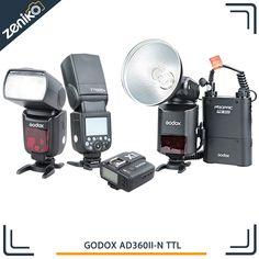 788.00$  Buy now - http://alimlv.shopchina.info/go.php?t=32553333029 - Godox AD-360 MARK II AD360II-N 360W Flash Light Speedlite +PB960 Battery+X1N TTL Transmitter for Canon+Godox TT685C Speedlite  #bestbuy