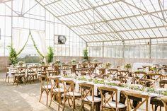 Al Fresco Greenhouse Wedding - Featured on Style Me Pretty Autumn Wedding, Farm Wedding, Wedding Tips, Wedding Goals, Green Wedding, Spring Wedding, Wedding Shoes, Wedding Table, Greenhouse Wedding