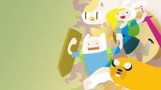 Adventure Time Wallpaper, Finn Jake, New Adventures, Pikachu, Fictional Characters, Art, Check, Art Background, Kunst