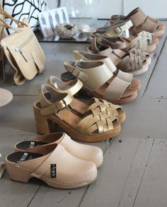 Swedish shoes equals beauty. the way they take care of their leather products is beautiful.