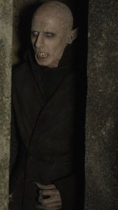 Petyr from What We Do In The Shadows