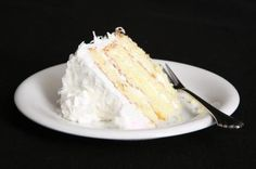 Yellow Coconut Cake   Coconut flour can make a grain-free birthday cake ready for your favorite frosting.  Makes two nine-inch cake layers P...