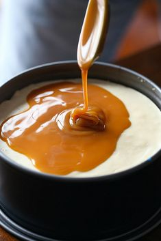 Salted Caramel Cheesecake!!