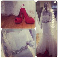 Disney Princess Wedding Dress Inspiration! The Little Mermaid, Ariel!